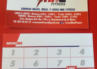 Bono de 100 euros Cross MAE Fitness