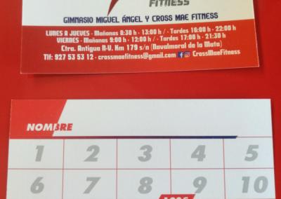 Bono de 120 euros Cross MAE Fitness