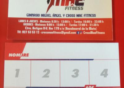 Bono de 60 euros Cross MAE Fitness