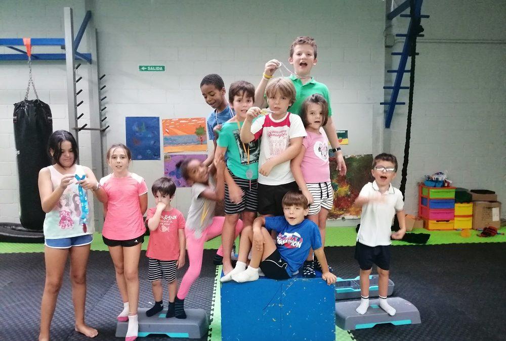Fotos de la 3ª Quincena del Campamento de Verano de Cross MAE Fitness – Semana del 5 al 16 de agosto 2019