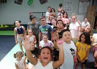 Fotos de la 1ª Quincena del Campamento de Verano de Cross MAE Fitness - Semana del 01 al 12 de julio 2019