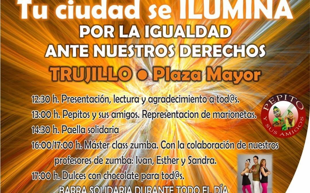 Hoy Máster Class de Zumba en Trujillo en el día de TDAH
