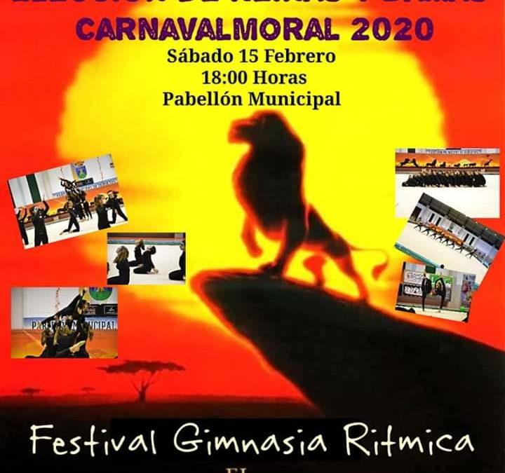 Gala de elección de reinas y damas del Carnaval 2020