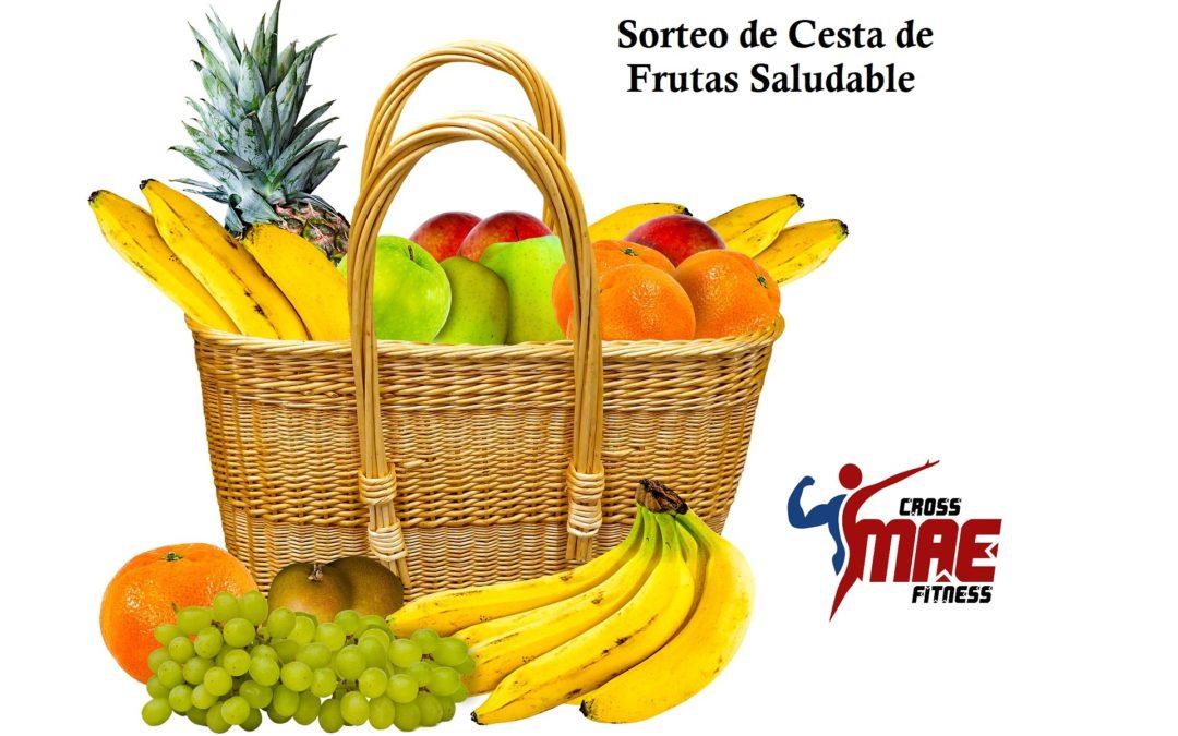 """Cross MAE Fitness regala una """"Cesta de Frutas Saludable"""" para el Día de la Madre"""