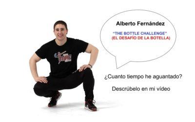 """Alberto Fernández – """"THE BOTTLE CHALLENGE"""" (EL DESAFÍO DE LA BOTELLA)"""