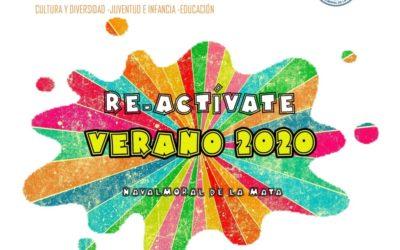 Cross MAE Fitness y el Gimnasio Miguel Ángel participan el programa Re-Actívate 2020