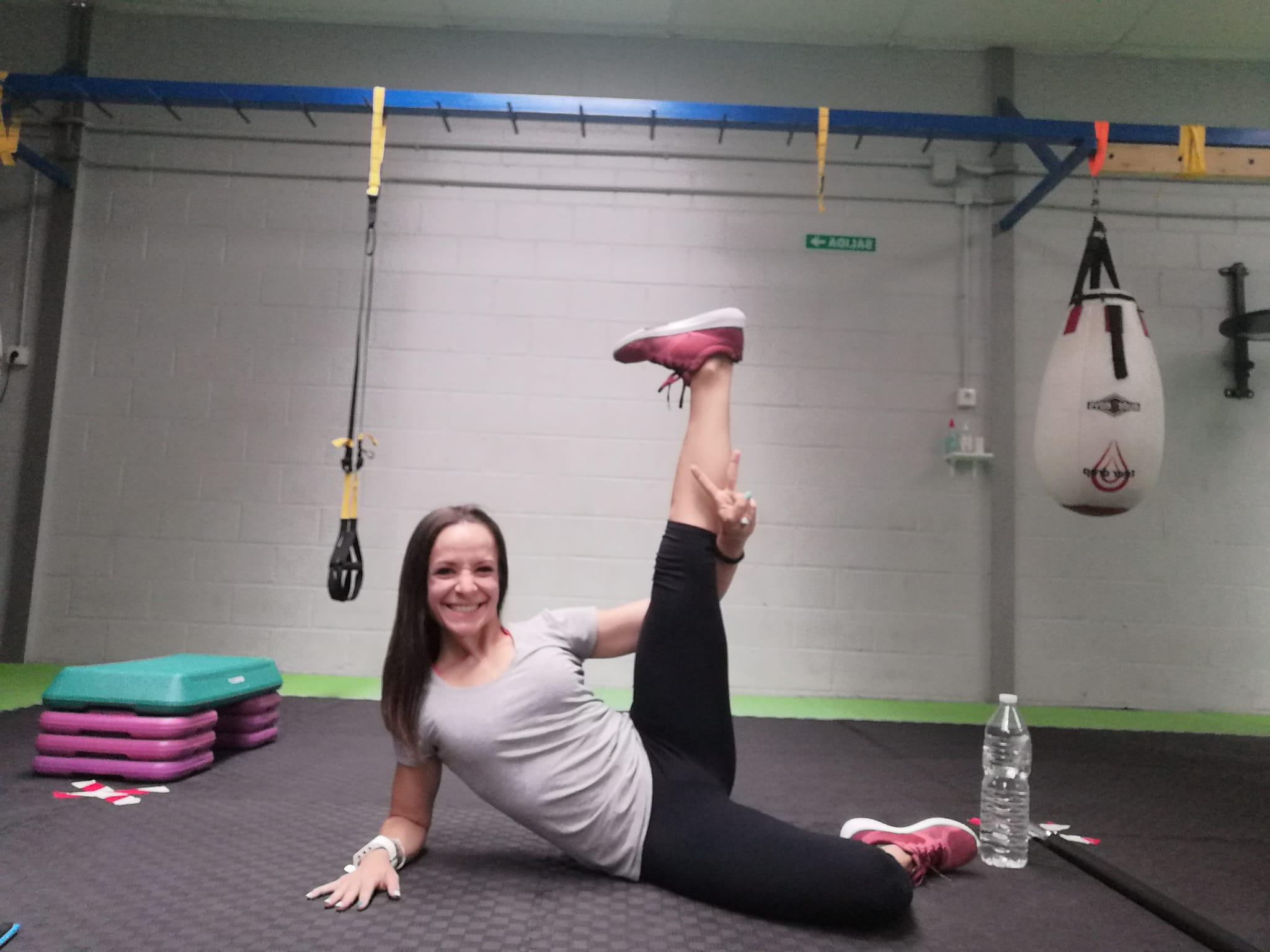 [17 de agosto 2020] - Entrenamiento Funcional con Esther Montoya - Parte inferior del cuerpo