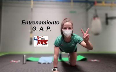 Protegido: Entrenamiento G.A.P. con Esther Montoya. Tonificando glúteos, abdomen y piernas