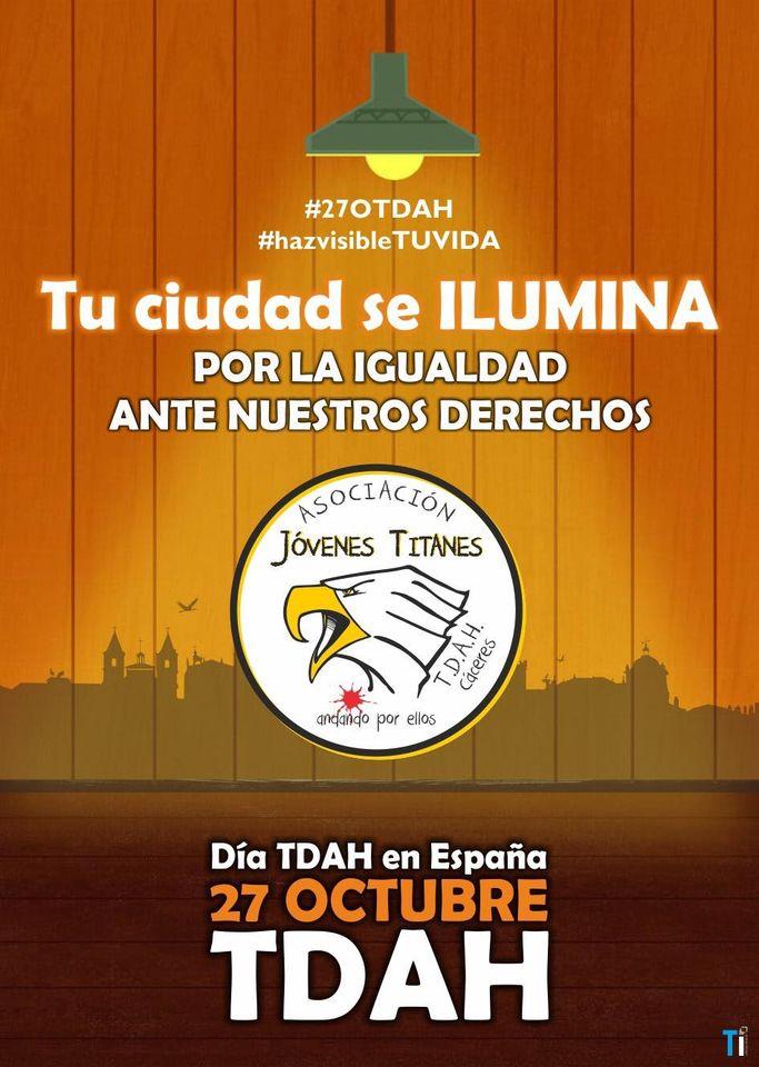 Día TDAH en España - 27 octubre TDAH